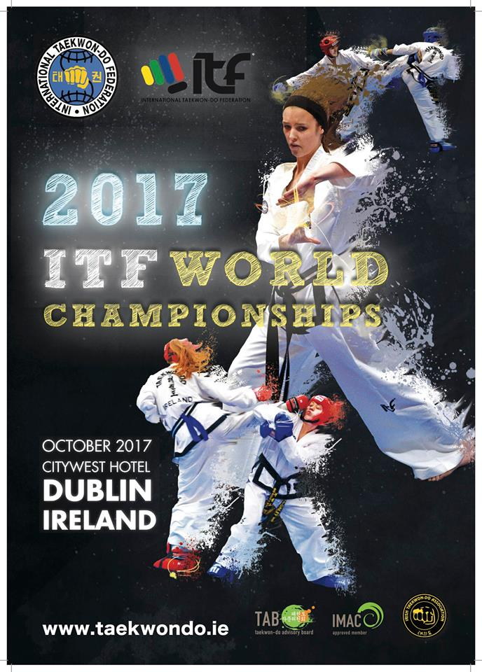 World Championships 2017 in Dublin