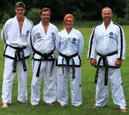 Neues Mitglied - Taekwon-Do Institut Bayern